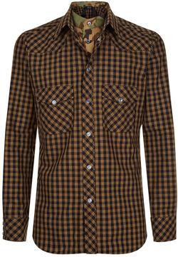 N°21 N 21 Layered Check Shirt