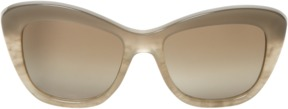 Oliver Peoples Women's Emmy Tinted Cat Eye Frame