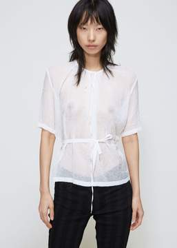 Ann Demeulemeester Sheer Top