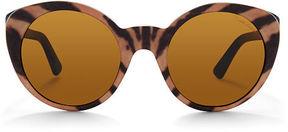 Ralph Lauren Retro Cat-Eye Sunglasses