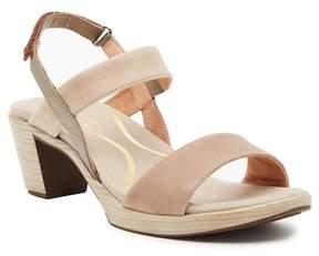 Naot Footwear Polite Colorblocked Sandal