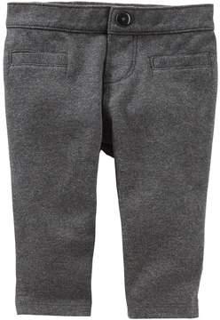 Osh Kosh Baby Girl Pull-On Ponte Pants