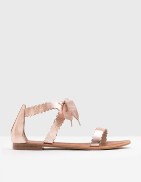 Boden Scallop Sandals