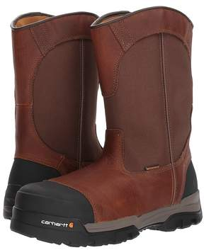 Carhartt Ground Force 10 Comp Toe Pull-On Work Boot Men's Work Boots