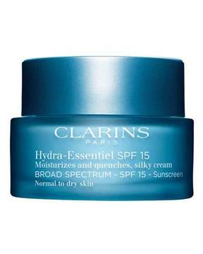 Clarins Hydra-Essentiel Silky Cream SPF 15 - Normal to Dry Skin, 30 mL