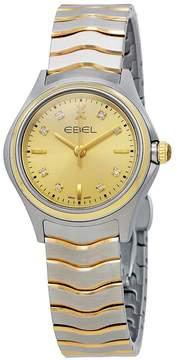 Ebel Wave Ladies Watch