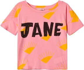 Bobo Choses Strawberry Ice Jane Short-Sleeved T-Shirt