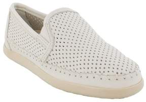 Minnetonka Pacific Perforated Slip-On Sneaker
