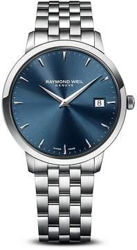 Raymond Weil Toccata Stainless Steel Watch, 42mm