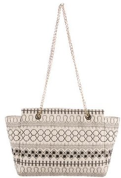 RED Valentino Embroidered Tote