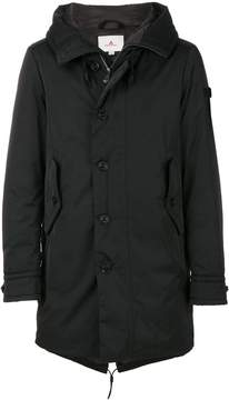 Peuterey zip up padded coat