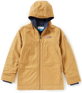 Columbia Big Boys 8-20 Loma Vista Hooded Jacket