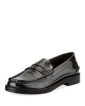 Pedro Garcia Queron Patent Slip-On Loafer