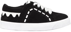 Sophia Webster Riko Mini Suede Sneakers
