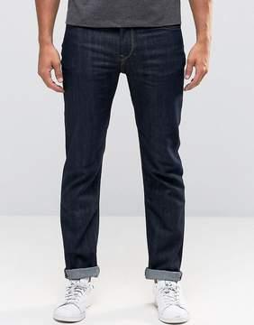 Lee Rider Stretch Slim Jeans Rinse Wash