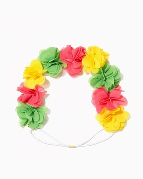 Charming charlie Lauderdale Flora Head Wrap