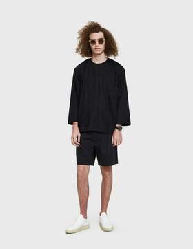 Lemaire V-Neck Button Down Shirt