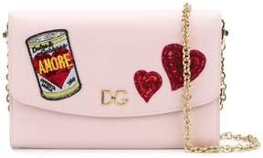 Dolce & Gabbana wallet crossbody bag