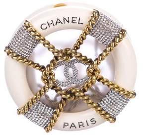 Chanel 2018 Resin Rescue Wheel Minaudière w/ Tags