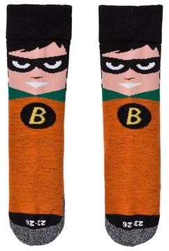 Barts Green Superheroe Skisock