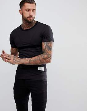 Religion Longline Muscle Fit T-Shirt