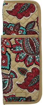 Vera Bradley Iconic Curling Flat Iron Cover Wallet
