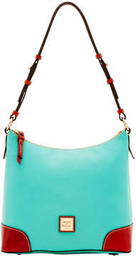 Dooney & Bourke Pebble Hobo - AQUA - STYLE