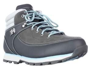 Helly Hansen Tryvann 534 Trail Running Shoes, Charcoal/light Grey/secret Blue.