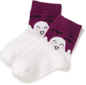 Old Navy Halloween Graphic Crew Socks for Toddler & Baby
