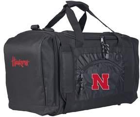NCAA Northwest Nebraska Cornhuskers Roadblock Duffel Bag