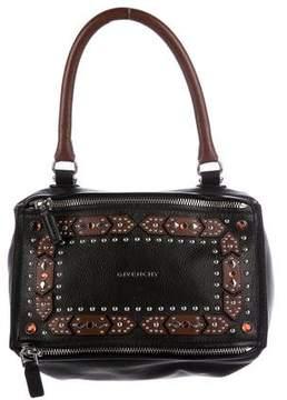 Givenchy Pandora Studded Satchel