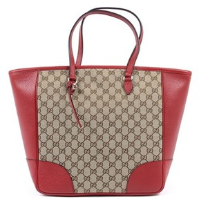 Gucci Womens Handbag Gg Ssima Red. - RED - STYLE