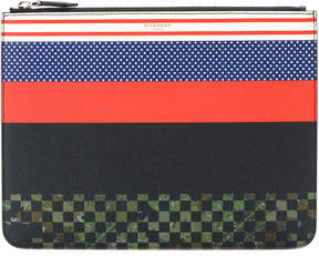 Givenchy multi-pattern pouch