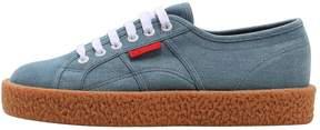 Superga 34mm Mega Paura Cotton Denim Sneakers