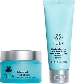 Tula Probiotic Skin Care First Signs of Aging Duo