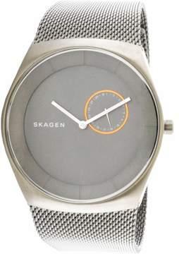 Skagen Men's Havene SKW6416 Silver Stainless-Steel Japanese Quartz Fashion Watch