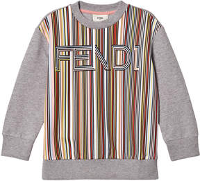 Fendi Multi Stripe Sweatshirt