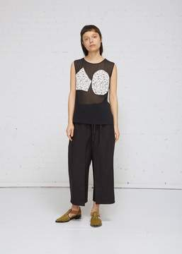 Aalto Sleeveless Patch Top