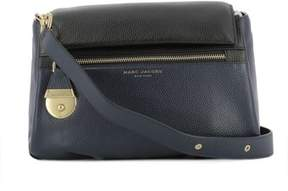 Marc Jacobs Women's Blue Leather Handbag. - BLUE - STYLE