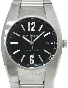 Bulgari Ergon Stainless Steel Automatic 40mm Mens Watch