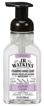 JR Watkins Lavender Foaming Hand Soap 9 oz