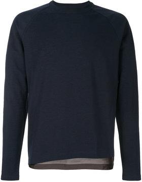 Kolor crew neck sweatshirt