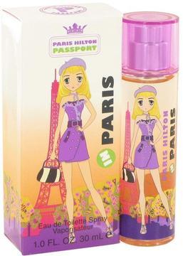 Paris Hilton Passport in Paris by Eau De Toilette for Women (1 oz)