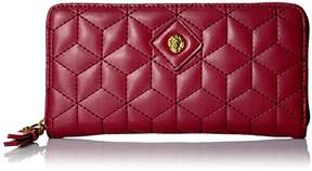 Anne Klein Quilted Zip Around Wallet Wallet