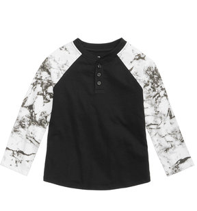 Epic Threads Marble Henley, Toddler Boys (2T-5T), Created for Macy's