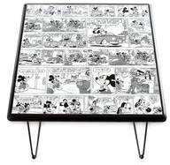 Disney Mickey Mouse Comic Play Table by Ethan Allen