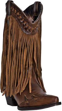 Dingo Russet Heart Throb Leather Cowboy Boot - Women