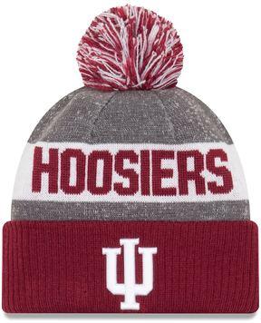 New Era Adult Indiana Hoosiers Sport Knit Beanie