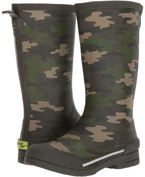 Western Chief Classic Ex Camo Rain Boot Boys Shoes