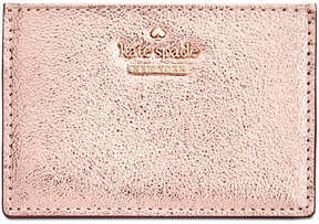 Kate Spade Highland Drive Card Holder - PLATINO - STYLE